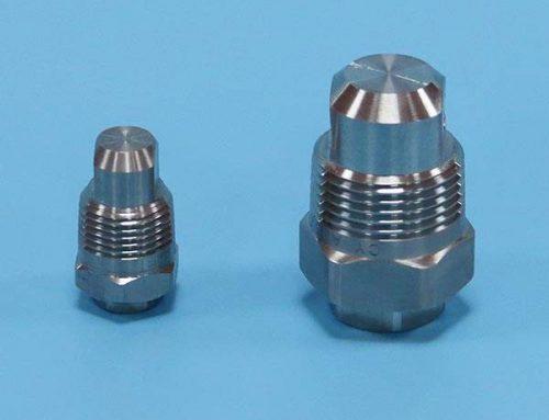 hollow cone nozzle axial beeline type